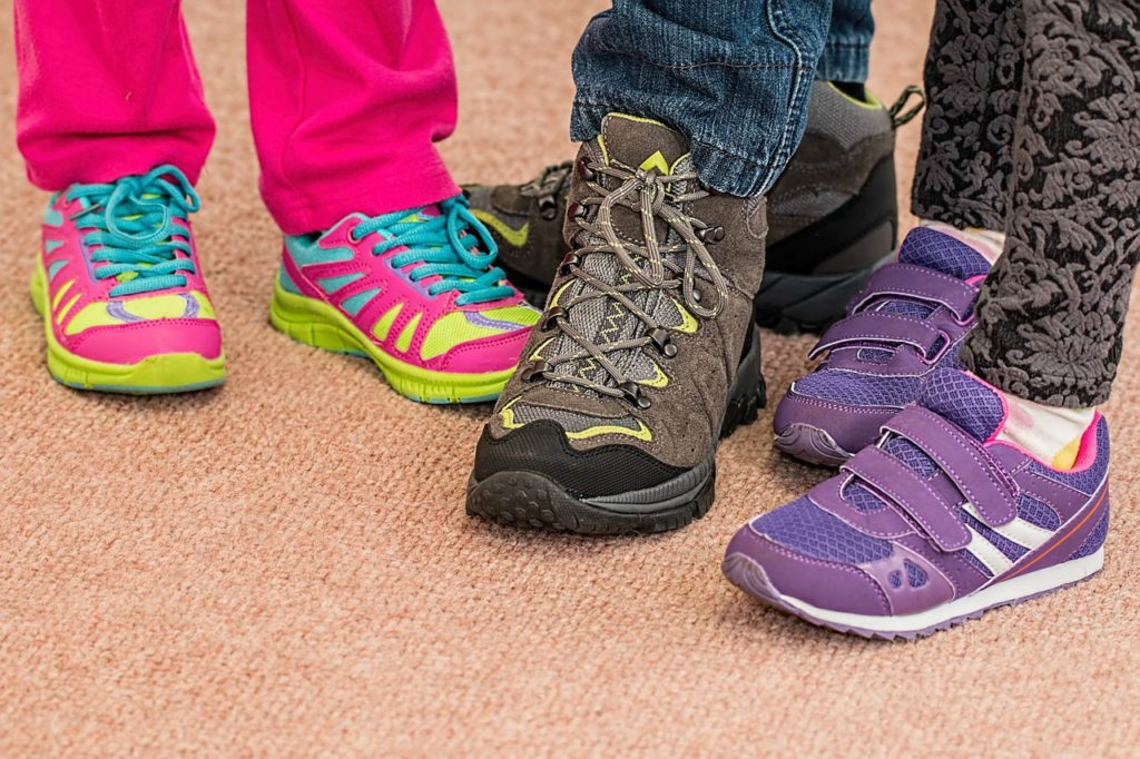 How to save money on childrens shoes