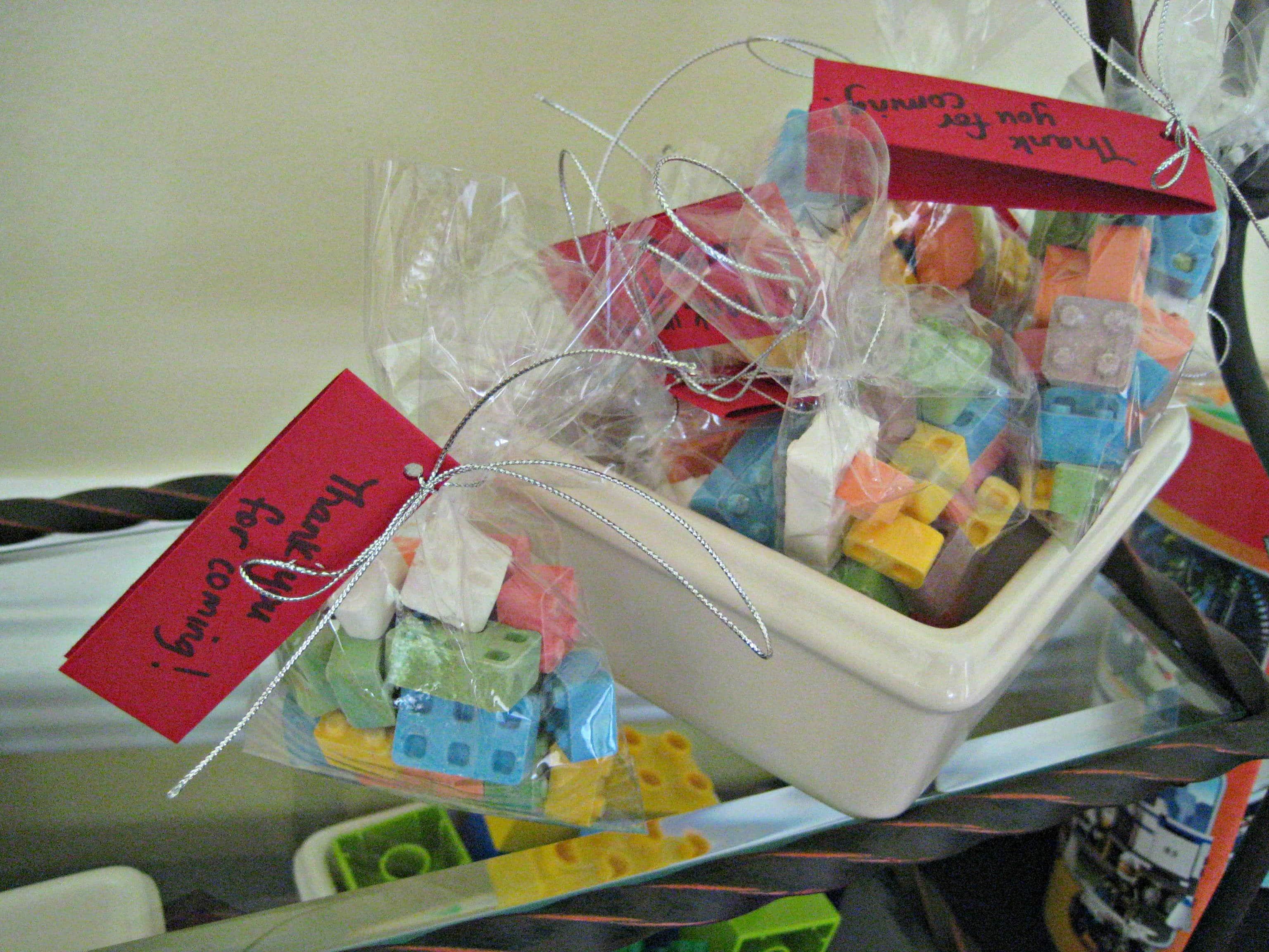 lego birthday giveaways