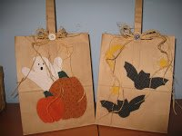 DIY Day: Halloween Paper Bag Decor