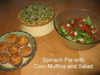 Italian Spinach Pie Recipe