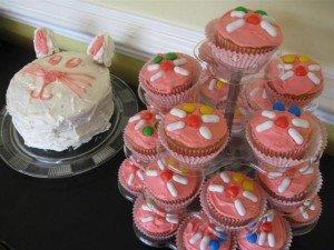 Cat Cake Cupcakes