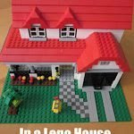 In a Lego House: Lego Birthday Parties