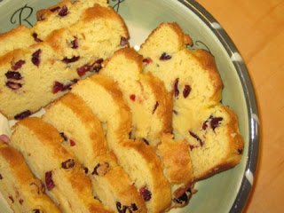 No Fuss Gluten-Free Orange Cranberry Bread