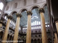 Day Trip in DC: The National Building Museum