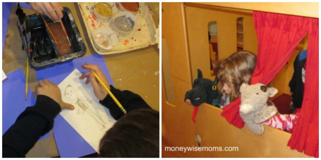 Walters Art Museum in Baltimore | FREE Admission on Sundays | great #familytravel site| MoneywiseMoms