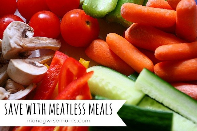 Save with Meatless Meals