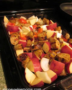 Sausage and Veggie Roast
