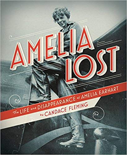 Amelia Lost book