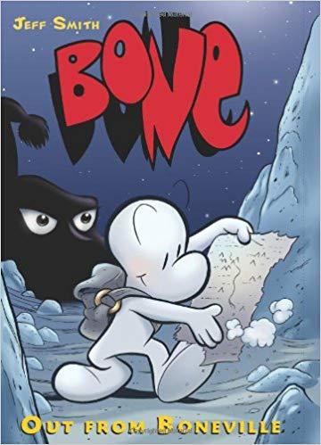 Bone series by Jeff Smith