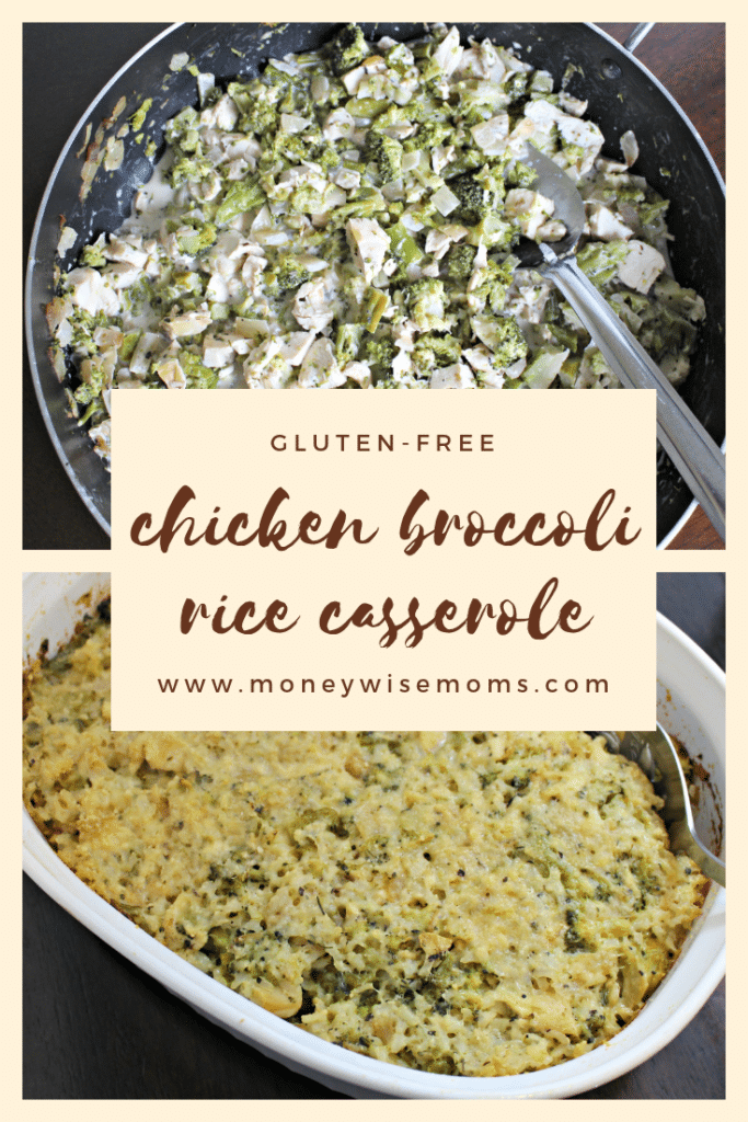 Chicken Broccoli Rice Casserole recipe