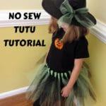 5 No-Sew Tutu Halloween Costumes