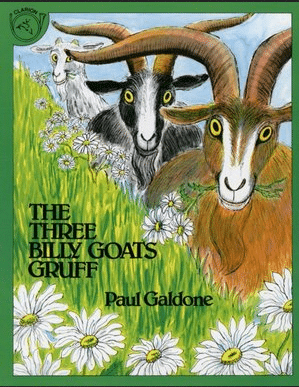 The Three Billy Goats Gruff | Favorite Read Aloud Books for Preschoolers | my three kids' favorites! | MoneywiseMoms