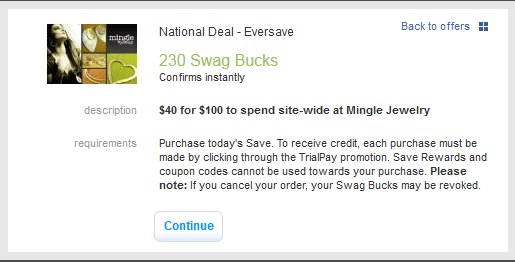 Earn Swagbucks with Daily Deals | MoneywiseMoms