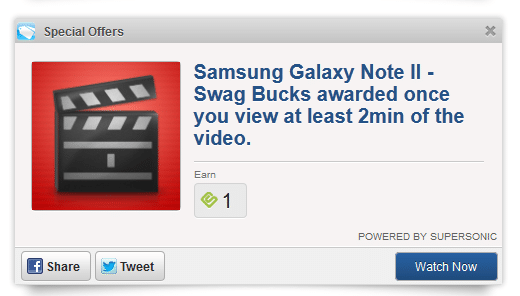 Earn Swagbucks by watching videos | MoneywiseMoms