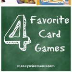 4 Favorite Card Games for Families