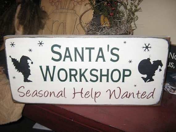 Work a Seasonal Temp Job {Make Money Monday}