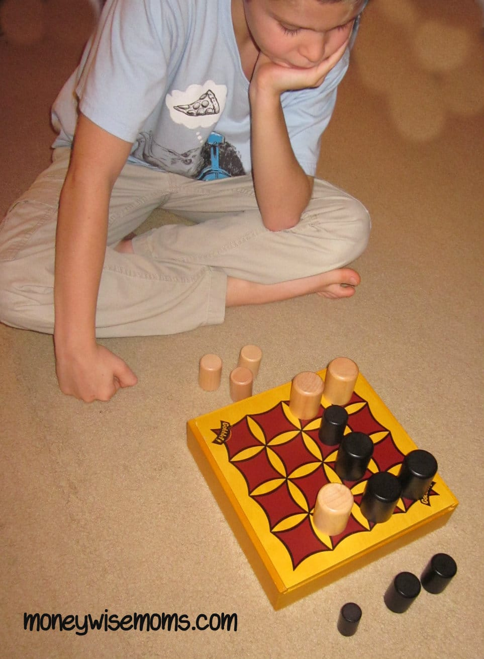 Gobblet | Game Night with Blue Orange Games | MoneywiseMoms