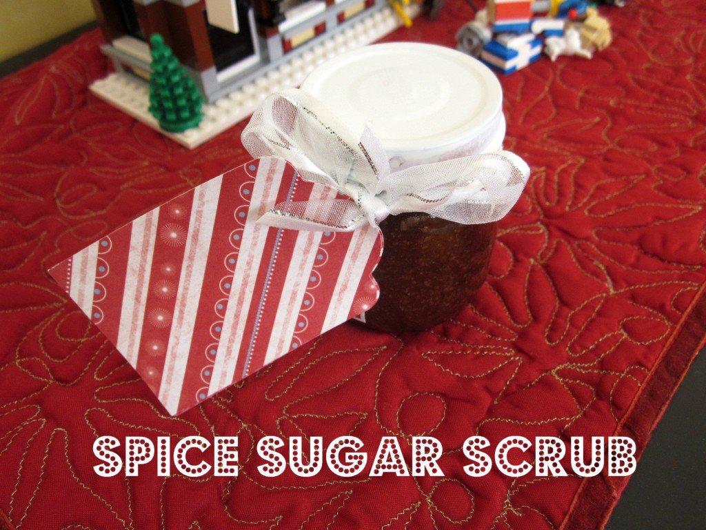 Spice Sugar Scrub