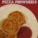 Whole Wheat Pizza Pinwheels