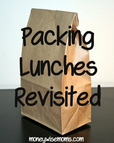 Packing Lunches Revisited
