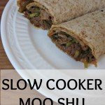 Slow Cooker Moo Shu (Chicken or Pork)