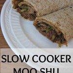 Slow Cooker Moo Shu (Chicken or Pork)