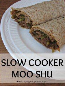 Slow Cooker Moo Shu