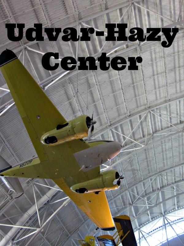 Udvar Hazy Center - Air and Space Museum
