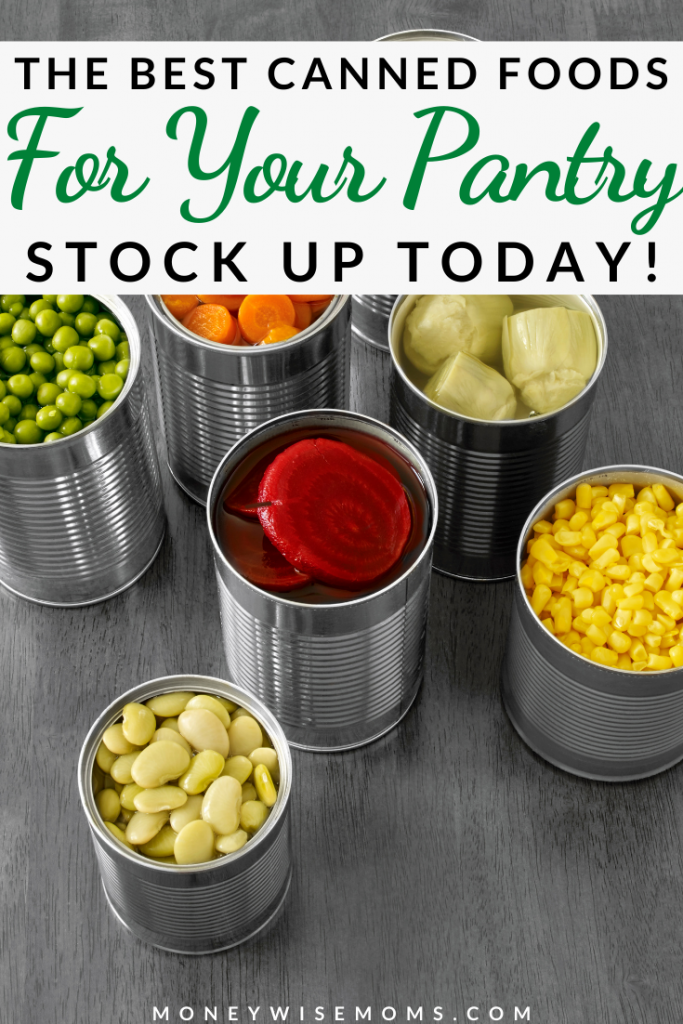 Meal planning is easier when you include canned food in your pantry. Get ideas for dinner recipes using canned food favorites.