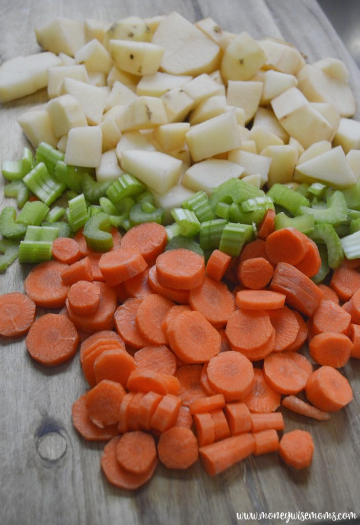 beef stew recipe ingreidents.