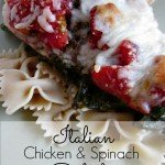 Italian Chicken & Spinach Delight
