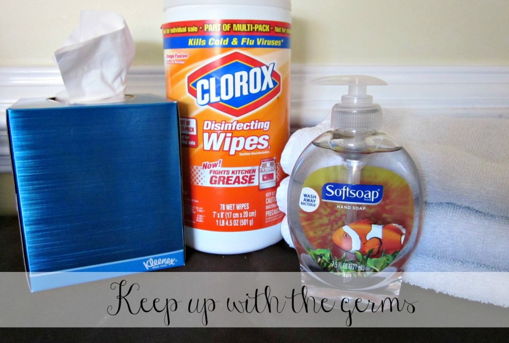 Taking Care of Holiday Guests   Keep up with the germs #KleenexTarget #PMedia