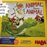 Animal Upon Animal {Favorite Family Game}