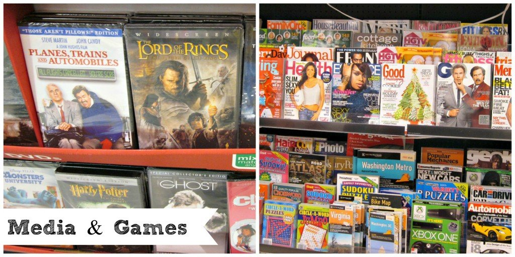 Walgreens Holiday Gift Guide Media & Games #HappyAlltheWay #shop | MoneywiseMoms