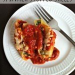 Spinach Stuffed Shells