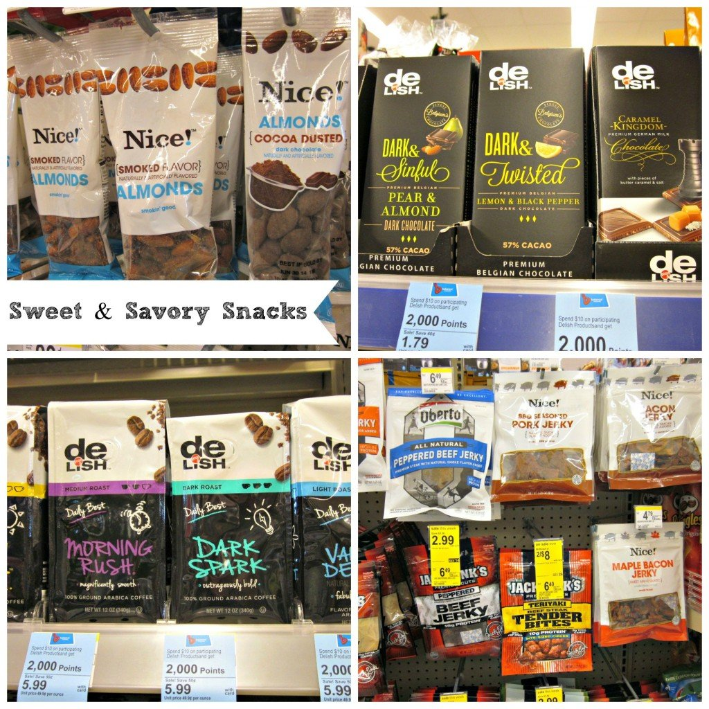 Walgreens Holiday Gift Guide Sweet & Savory Snacks #HappyAlltheWay #shop | MoneywiseMoms