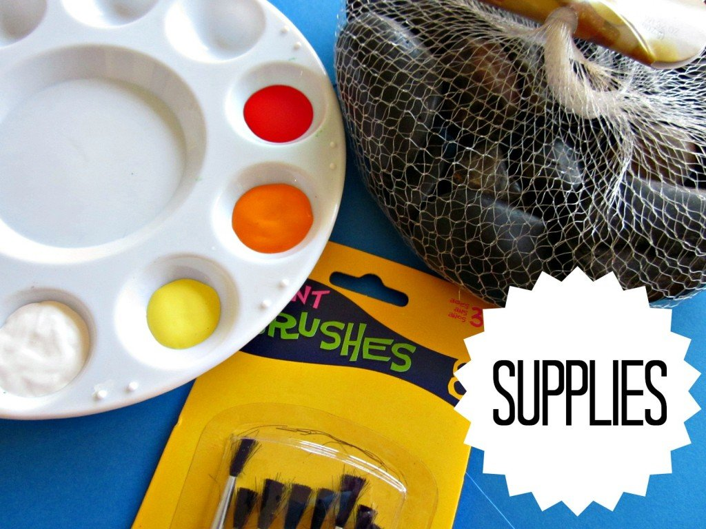 Penguin Painted Rocks Supplies #ValueSeekersClub | MoneywiseMoms