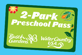 Busch Gardens Preschool Pass 2016 | MoneywiseMoms