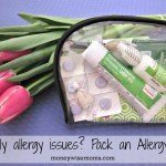 Family Allergy Issues? Pack an Allergy Survival Kit