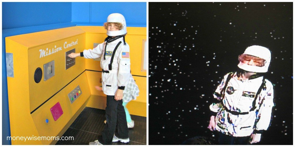 Astronaut in Flight | Please Touch Museum | MoneywiseMoms