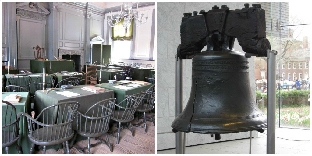 Liberty Bell | Independence National Park in Philadelphia #familytravel | MoneywiseMoms