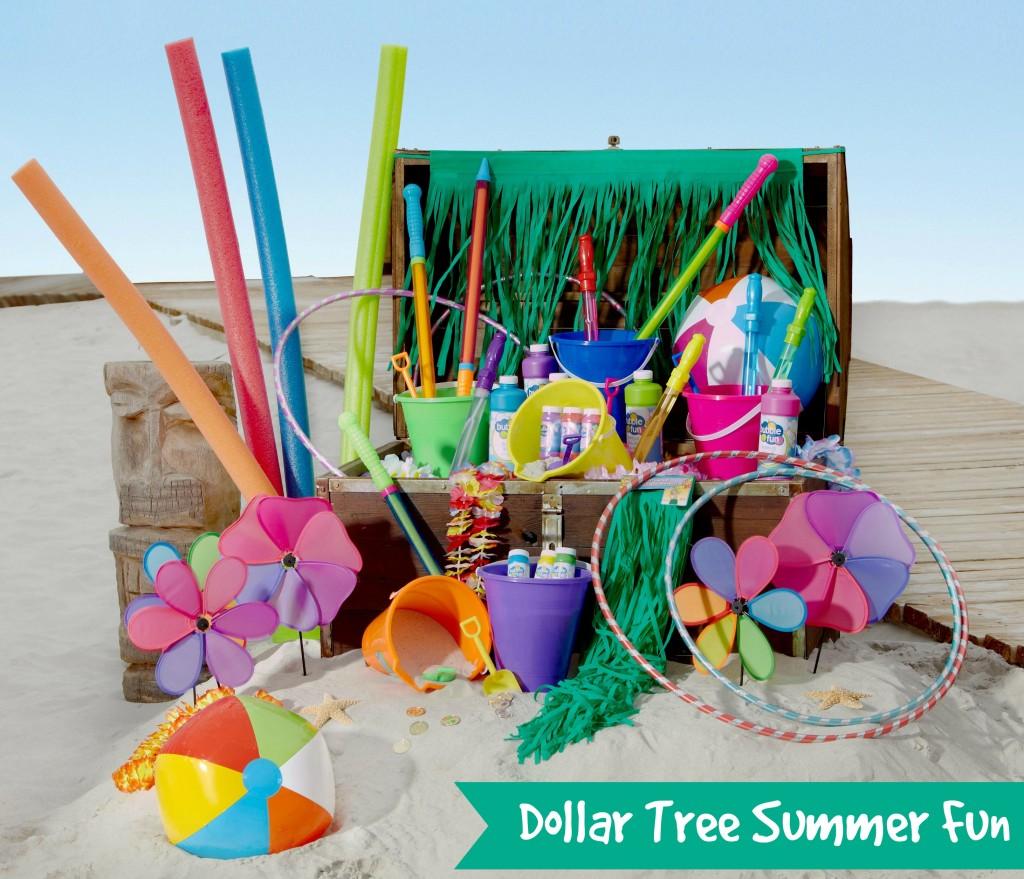 All NEW products at Dollar Tree Summer Fun #DTSneakPeek #ad | MoneywiseMoms