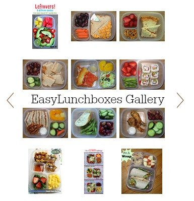 EasyLunchboxes Gallery | Spring inspiration for school lunches  | MoneywiseMoms