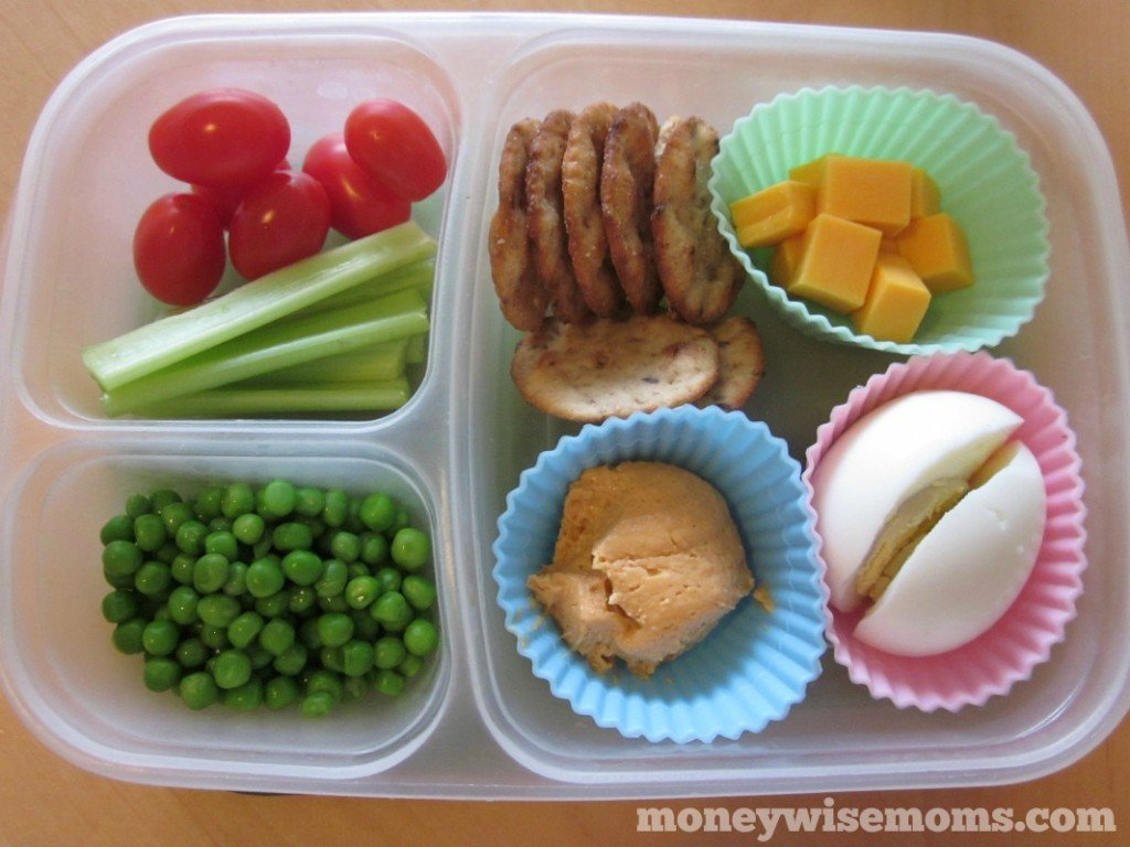 Finger Foods Lunch | School Lunch Roundup #realfood | MoneywiseMoms