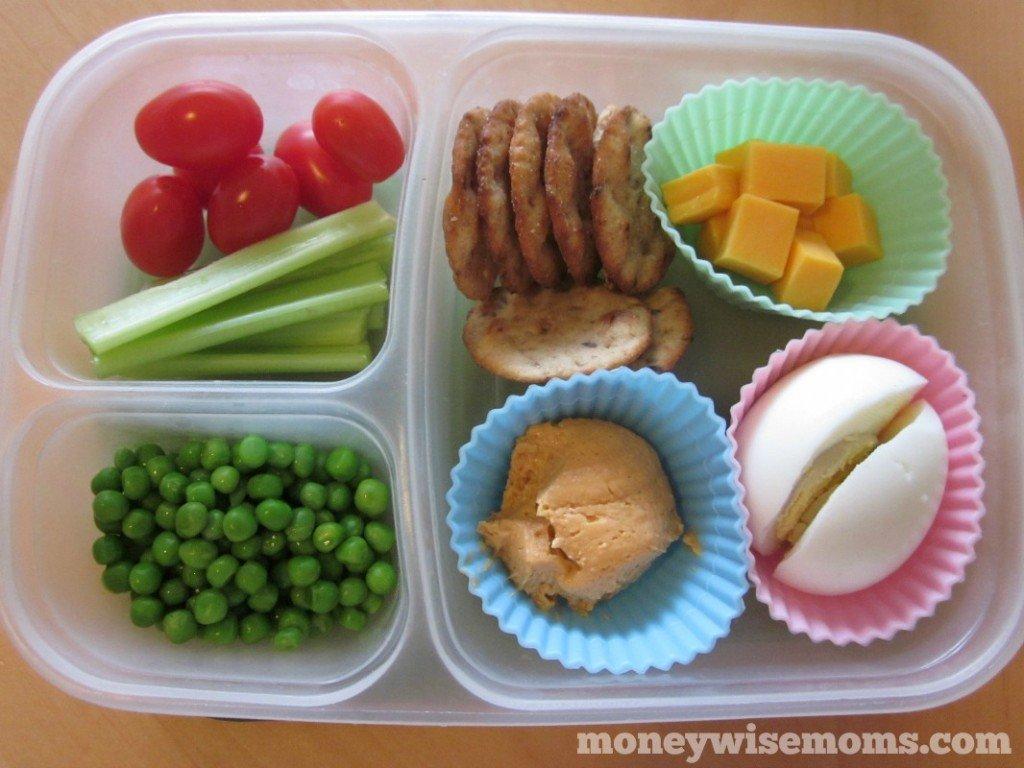 Finger Foods Lunch | School Lunch Roundup #realfood | MoneywiseMoms