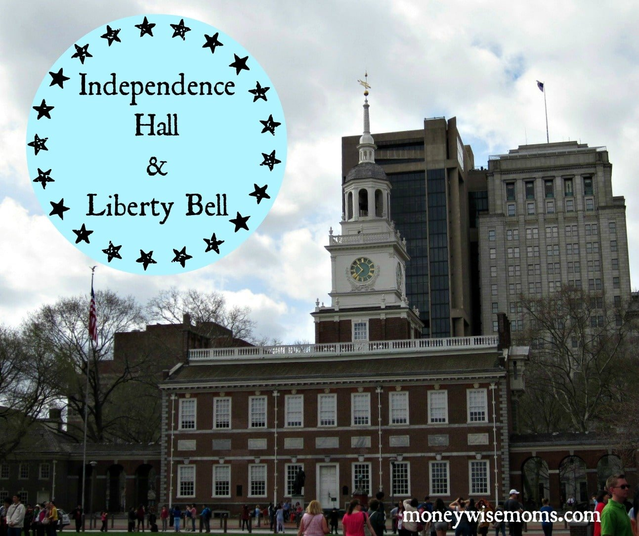 Independence Hall & Liberty Bell in Philadelphia #familytravel | MoneywiseMoms