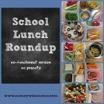 School Lunch Roundup {No Lunchmeat!}