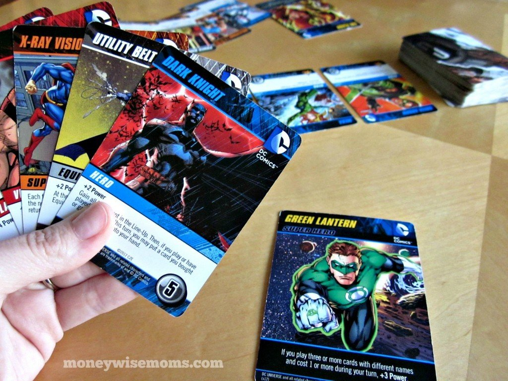 DC Card Game Horiz2