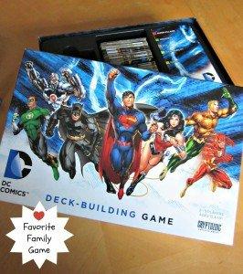 DC Deck Building Game   Favorite Family Game   MoneywiseMoms