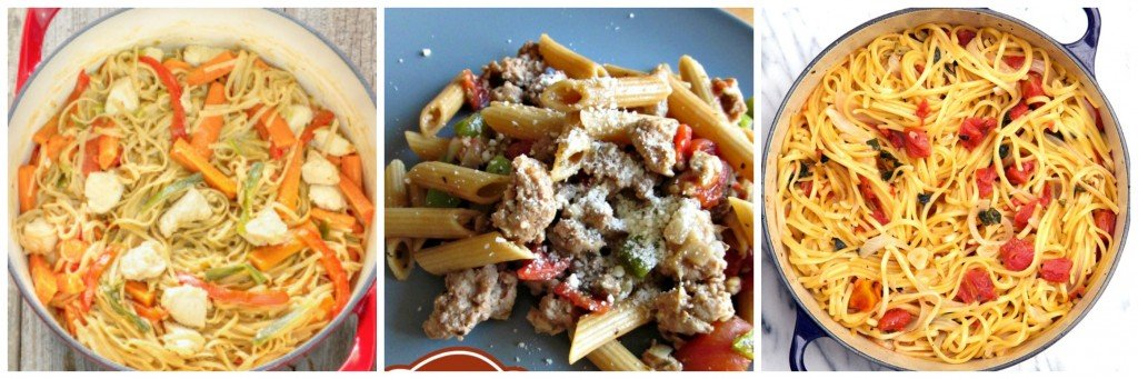 One Pot Meals to get dinner on the table fast   MoneywiseMoms